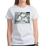 Helmet Pigeons Women's T-Shirt
