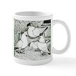 Helmet Pigeons Mug