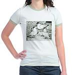 Helmet Pigeons Jr. Ringer T-Shirt