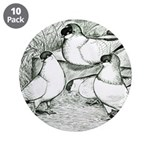 "Helmet Pigeons 3.5"" Button (10 pack)"