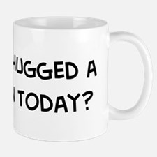 Hugged a Mortician Mug