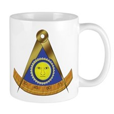 Symbol of the Past Master Small Small Mug