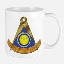 Symbol of the Past Master Small Small Mug
