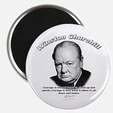 Winston Churchill 01 Magnet