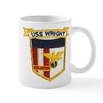 USS WRIGHT Mug