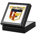 USS WRIGHT Keepsake Box