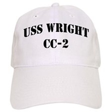 USS WRIGHT Baseball Cap
