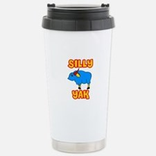 Silly Yak Celiac Stainless Steel Travel Mug