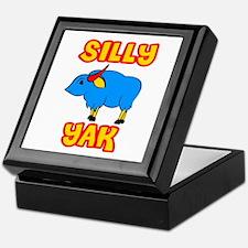 Silly Yak Celiac Keepsake Box