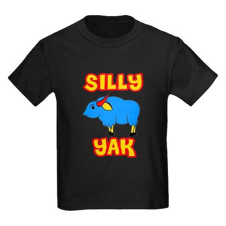 Silly Yak Celiac Kids Dark T-Shirt