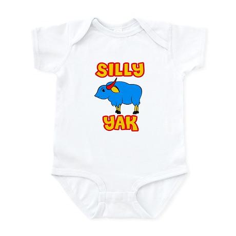 Silly Yak Celiac Infant Bodysuit