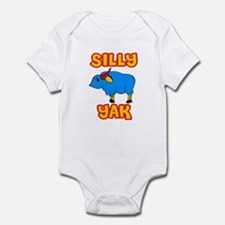 Silly Yak Celiac Infant Bodysuit