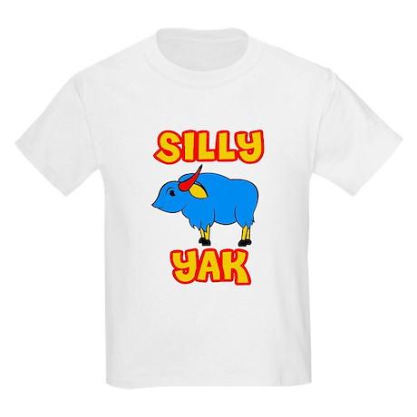 Silly Yak Celiac Kids Light T-Shirt