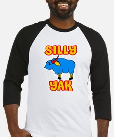 Silly Yak Celiac Baseball Jersey