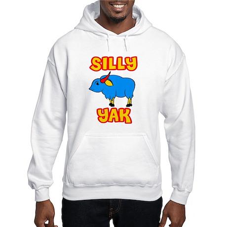 Silly Yak Celiac Hooded Sweatshirt