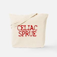 Celiac Sprue Tote Bag