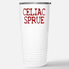 Celiac Sprue Stainless Steel Travel Mug