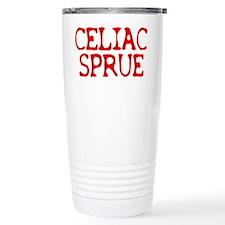Celiac Sprue Travel Mug
