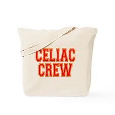 Celiac Crew Tote Bag