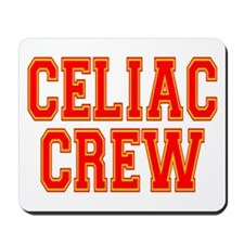 Celiac Crew Mousepad