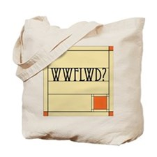 Cute Architect Tote Bag