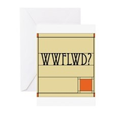 Cute Architect Greeting Cards (Pk of 20)