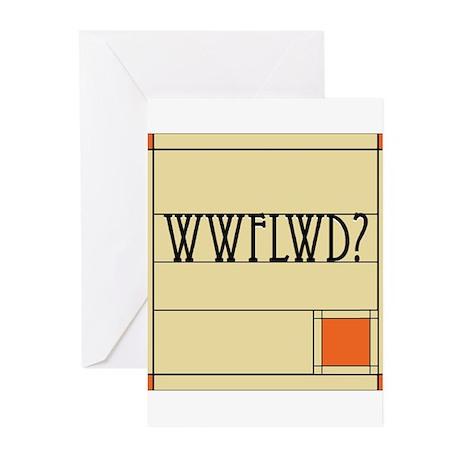 WWFLWD Greeting Cards