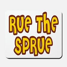 Rue The Sprue Mousepad
