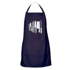 Knives Apron (dark)