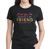 Goldengirlstv Women's Dark T-Shirt