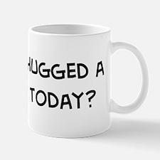 Hugged a Magician Mug