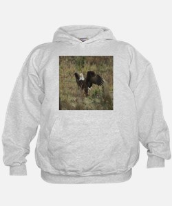Llano County American bald eagle kids hoodie Kids