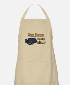 Van Down by the River Apron
