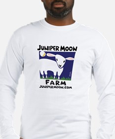 Multi-Color Juniper Moon Farm Long Sleeve T-Shirt