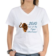 Year of the Tiger Mistress Shirt