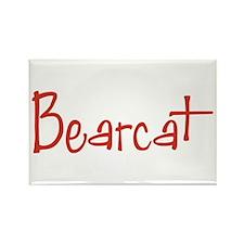 Bearcat Rectangle Magnet