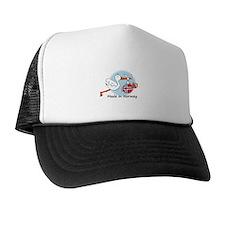 Stork Baby Norway Trucker Hat