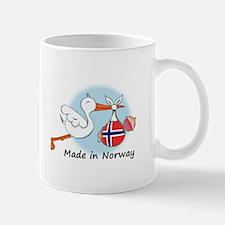 Stork Baby Norway Mug
