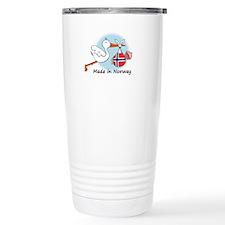 Stork Baby Norway Travel Mug