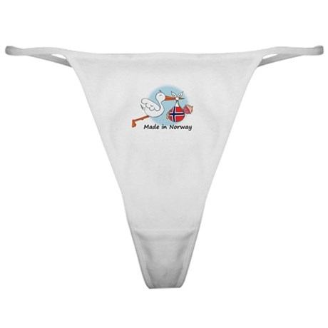 Stork Baby Norway Classic Thong