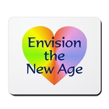 Envision the New Age Mousepad