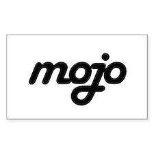 Mojo Rectangle Decal