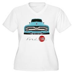 55 Ford F-100 T-Shirt