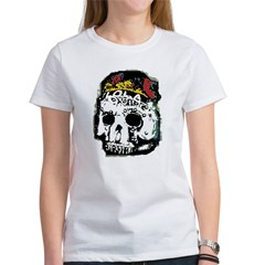 Day of the Dead Skull Tee