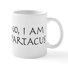 No, I Am Spartacus Mug