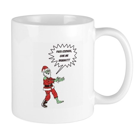 Zombie X-Mas Mug