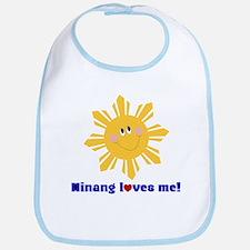 Philippine Sun Bib-Ninang
