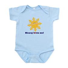 Philippine Sun Infant Bodysuit-Ninang
