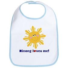 Philippine Sun Bib-Ninong
