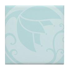 Simple Serenity Tile Coaster